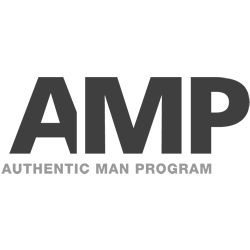 AMP · AUTHENTIC MAN PROGRAM