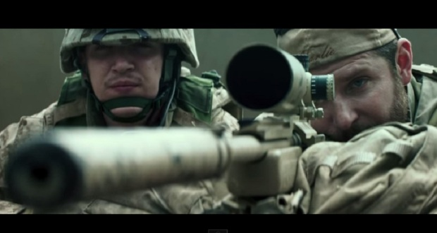 American Sniper – Brotherhood, purpose and sacrifice in an insane world.